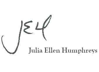 Julia Ellen Humphreys